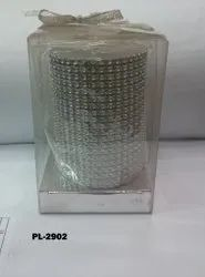 Pl-2902 Designer Pillar Candle (3 x 4) (1 Pc / Pkt)