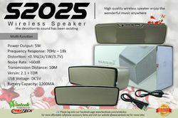 S2025 Bluetooth Speaker