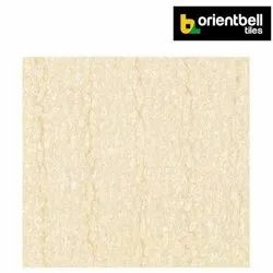 Orientbell LUCENT GOLD Marble Printed Double Charge Vitrified Tiles, Size: 800x800 mm