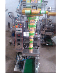 Agarbatti Counting Pouch Packing Machine