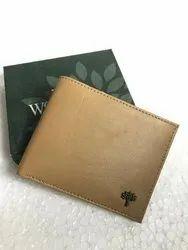 Woodland Wallet Tan