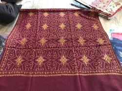 Pashmina Handmade Embroidered Shawl