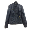 Ladies Party Wear Leather Jacket