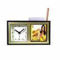 683 Promotional Table Clock, Shape: Rectengle