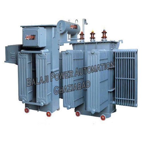 9d4417122e2b Three Phase 1000 KVA Transformer With Automatic Voltage Regulator ...