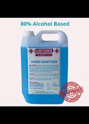 Hand Sanitizer ( 5 ltr)