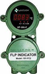 Flameproof Temperature Indicator