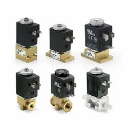 Camozzi AP & CP Series Directly Operated Proportional Valves
