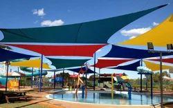 Water Park Shade Net