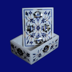 White Marble Jewellery Box