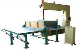 PU Foam Vertical Cutting Machine