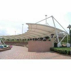 Modular PVC Tensile Structures