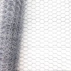 Fine SS Electric Wire Mesh Hexagonal Wire Mesh, for Industrial