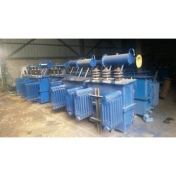 Shree Bhalchandra Three Phase Heavy Duty Electrical Power Transformer, Input Voltage: 430-440 V