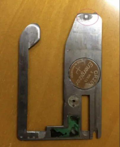 Deep Insert Skimmer / Anti Skimmer Plate Insert Atm Model Ncr