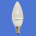 LED Clear Candle Bulb