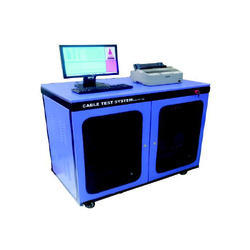 PC Based Quad Cable Test System