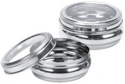Stainless Steel Puri Dabba