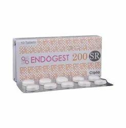 Endogest SR Tablet (Progesterone (Natural Micronized)