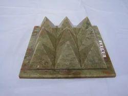 Stone Navagraha 9 Pyramids