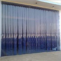 PVC Strip Curtain 3 Mm