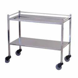 Instrument Trolley (2 Shelves)