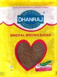 MINERAL BROWN SUGAR (500 GRAMS)