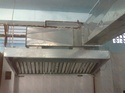 Industrial Kitchen Chimney