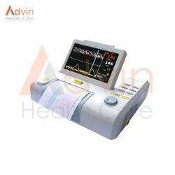 Advin Portable Fetal Monitor CTG Machine, For Hospital, Digital