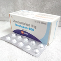 Cefixime Dispersible Tablets 100 mg