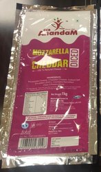 Type: Box Mozzarella Blend Diced, 4 Month, Packaging Size: 1Kg