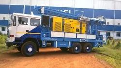 Deep Hole Drilling Rig Upto 450 Meters