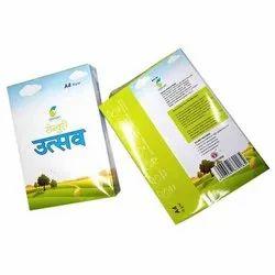 White Century Utsav 70 GSM Paper, for Printing, Packaging Size: 500 Sheets per pack