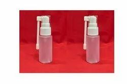 50ml Nasal Spray Pet Bottle