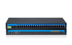 IES5024-12F(12TP 12F Ports Managed Industrial Ethernet Switch)