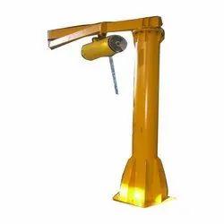 Folding Arm Jib Crane