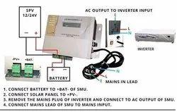 Solar Managing Unit Convert