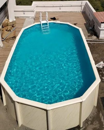 Readymade Swimming Pool Capacity 30 000 Ltrs For Residential Hotel Rs 682500 Piece Id 20621105662