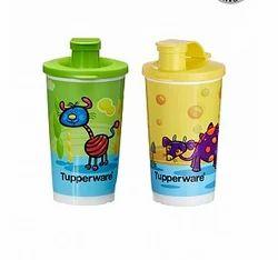 Tupperware Printed Tumbler Water Bottles
