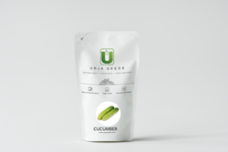 Cucumber US(F1- 5050)Hybrid Seeds -Light Green