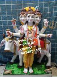 Lord Dattatreya Statue