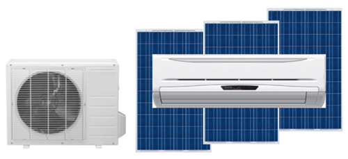 48v Dc Air Conditioner Surat Exim Private Limited