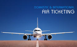Domestic International Flight Ticketing Service