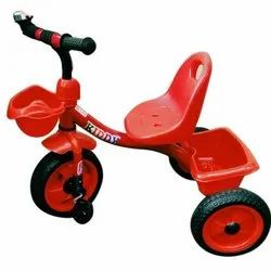 Plastic Kiddy Super Deluxe Tricycle