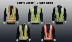 3 Way Open Safety Jacket