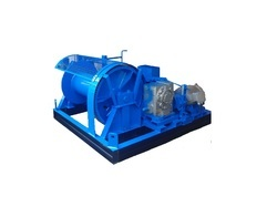 3 Ton Winch Machine