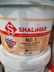Shalimar Premium Acrylic Distemper