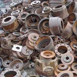 Iron Colour Aluminum Casting Scrap, For Aluminum Alloy Production