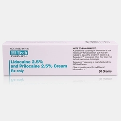 Lidocaine Prilocaine Cream
