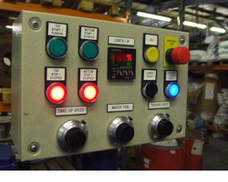 Stainless steel Control Panel, for Generator